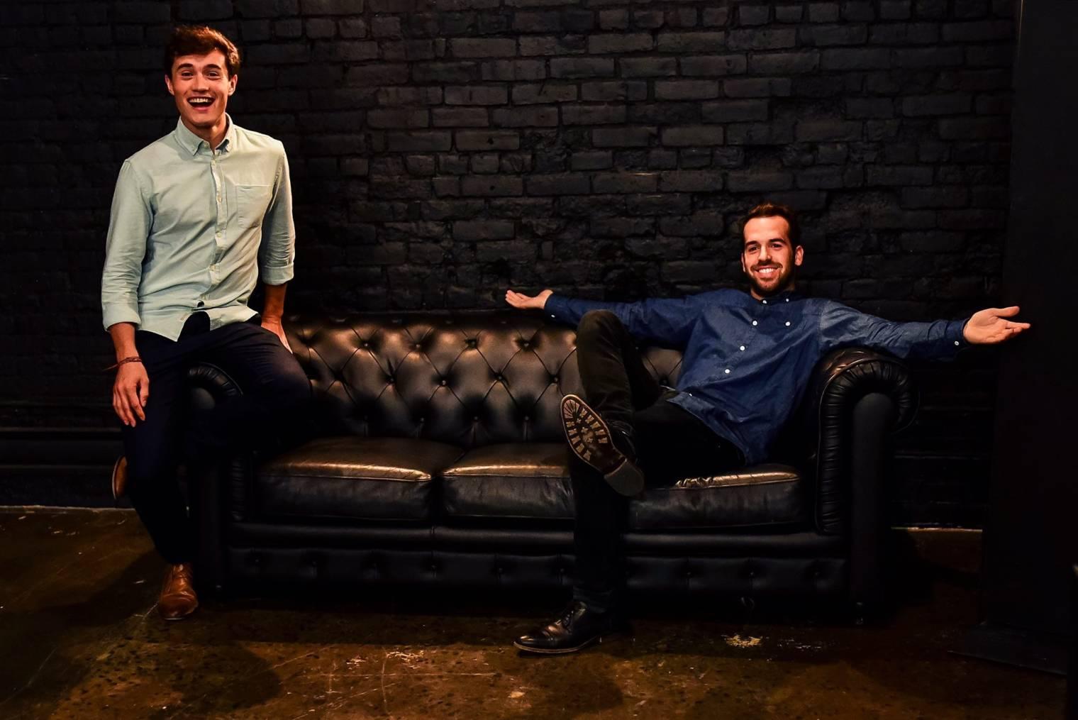 Inspiration : Théo et Guillaume, cofondateurs de Give-a-Seat
